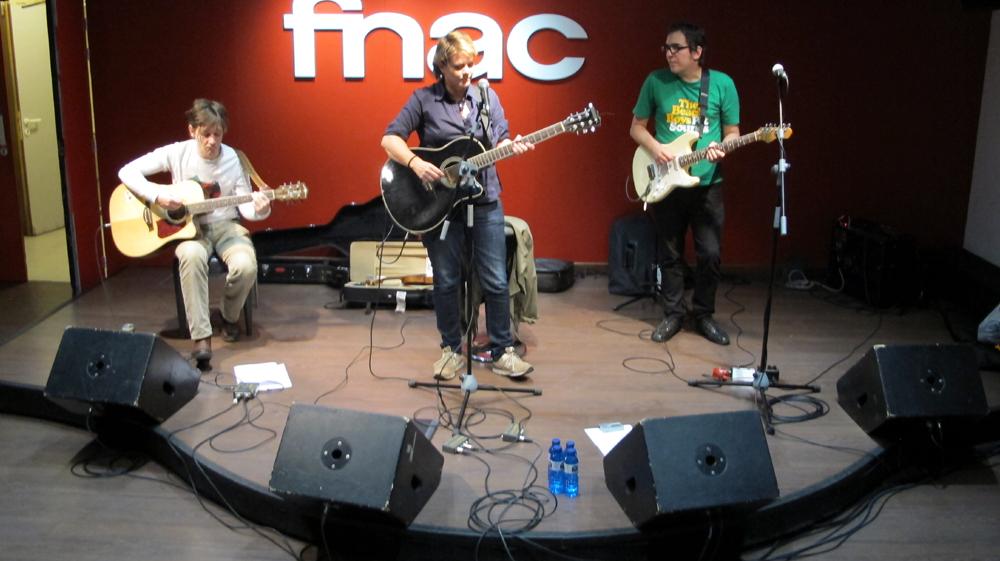 Concert FNAC - Madrid