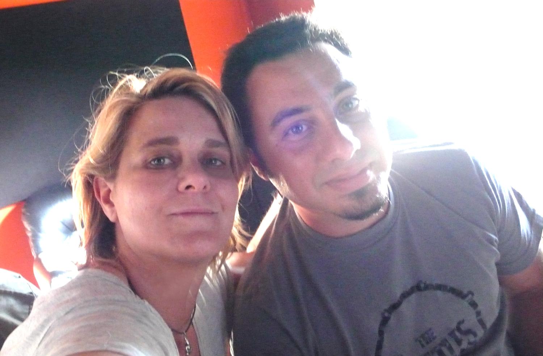 con Sebastian Perkal