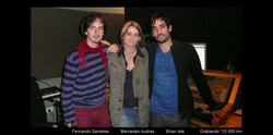Recording Buenos Aires