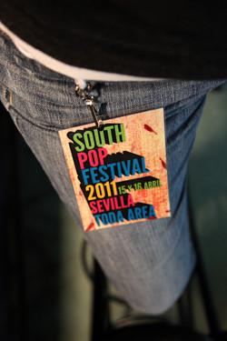 SOUTH POP FESTIVAL - SEVILLA