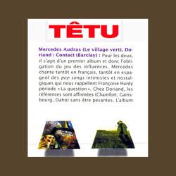 TETU+MAGAZINE+FRANCE+1997