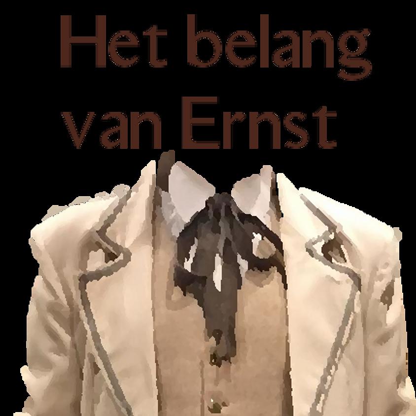 Het belang van Ernst (try-out) (1 feb)