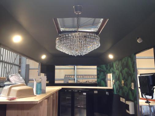 The Speakeasy Hotel - chandelier.JPG