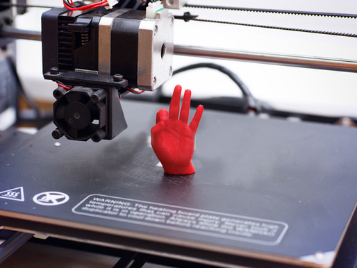 Everything You Need to Know About 3-D Printing from Home.