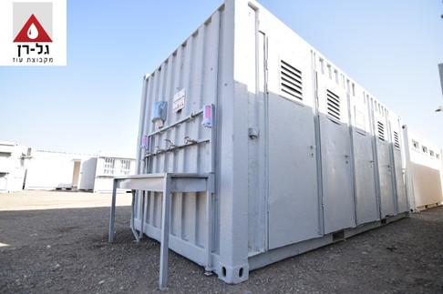 מבנה 10 תאי שירותים - חוץ זוית תחתונה כו