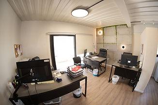 משרדים ניידים מפנל מבודד גל רן