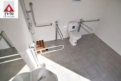 מבנה תא שירותים ותא מקלחת פנל מבודד - תק