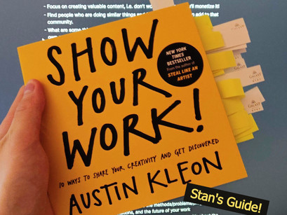 #ShowYourWork a book review