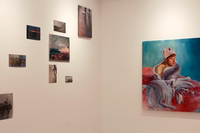 "Vista ""Mend the Gap"", Galeria Cisterna,"