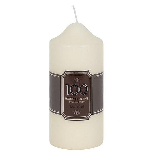 16cm Pillar Candle (100 hour burn time)