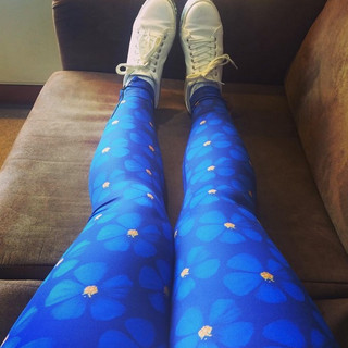 """@daisyalice93 """"My new Daisy & Co London leggings make me want to go to the gym"""""""