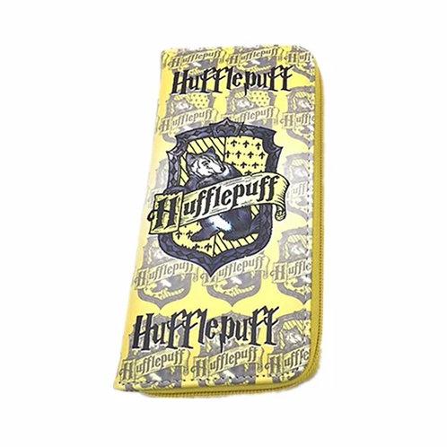 Harry Potter Fashion Wallet Purse Card Holder Hufflepuff