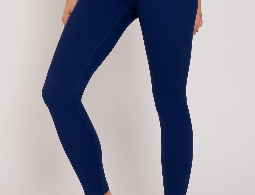 Royal Blue Full Length Leggings