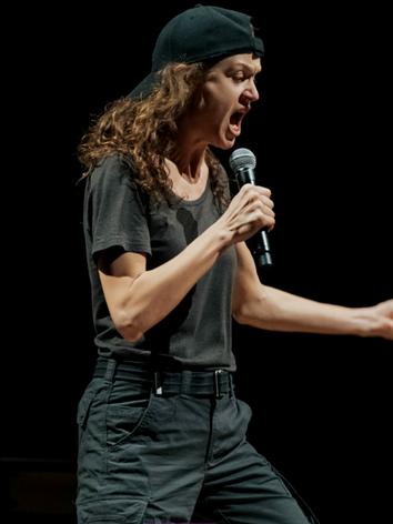 Iliade - Mise en scène de Pauline Bayle