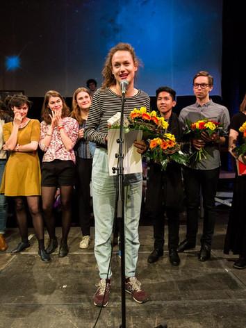 """Prix Martha pour """"Morsure"""" au festival SETKANI (Rep.Tchèque)"""