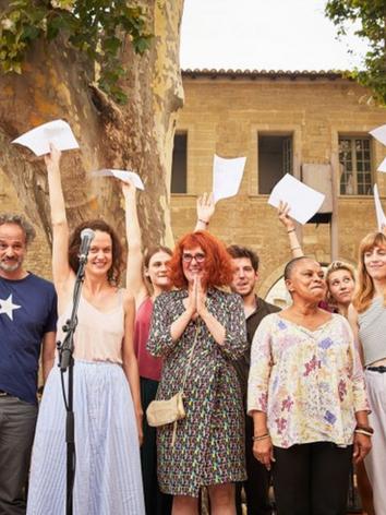 Lecture Festival IN 2017- direction Anne Laure-Liégeois
