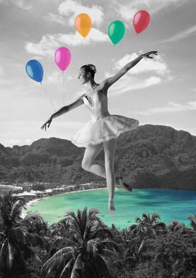 Magical dancer / Bailarina mágica