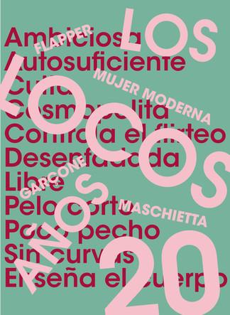 Typographic pieces / Piezas tipográficas