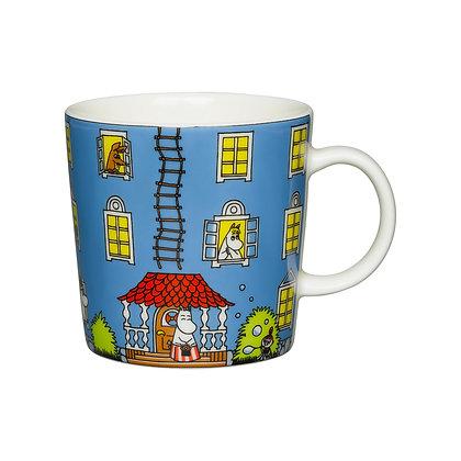 Muumit cup Muumitalo 0,3 l