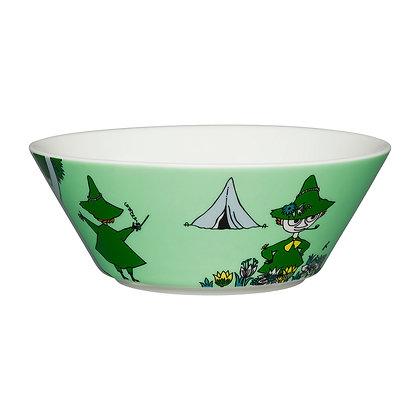 Muumit bowl Nuuskamuikkunen 15 cm