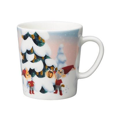 Santa Claus cup Oi kuusipuu 0,3 l