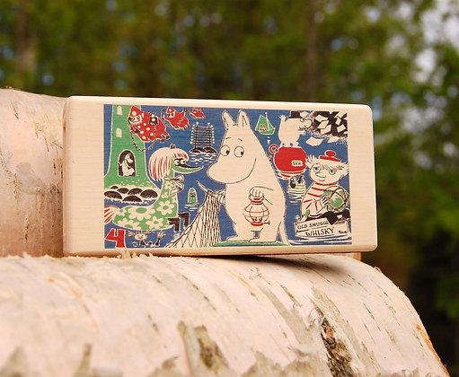 Moomin Matchbox