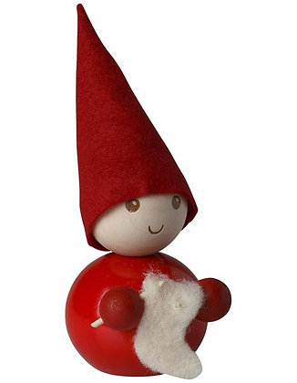 Tonttu Christmas Knitting Elf
