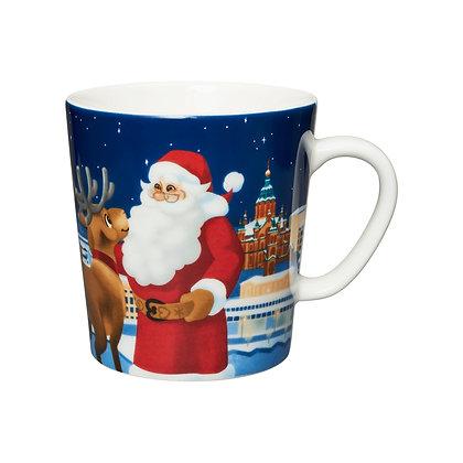 Santa Claus cup Helsinki 0,3 l