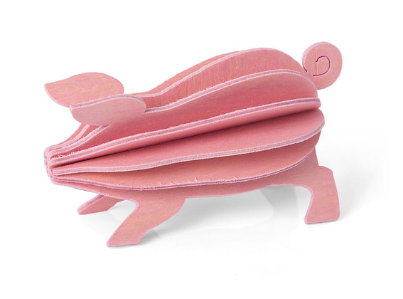 Lovi Pig Light Pink 6cm