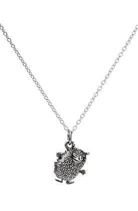 Moomin silver necklace
