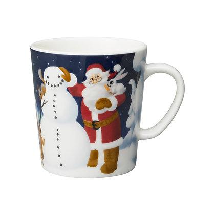 Santa Claus cup Lumiukko 0,3 l