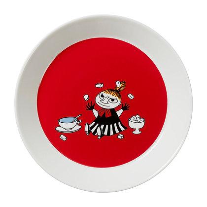 Muumit plate Pikku Myy 19 cm