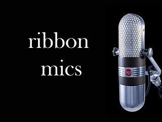 RCA ribbon mic