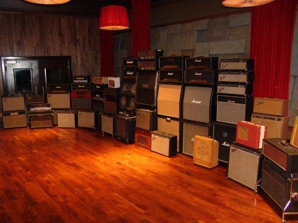 Pro audio recording rentals
