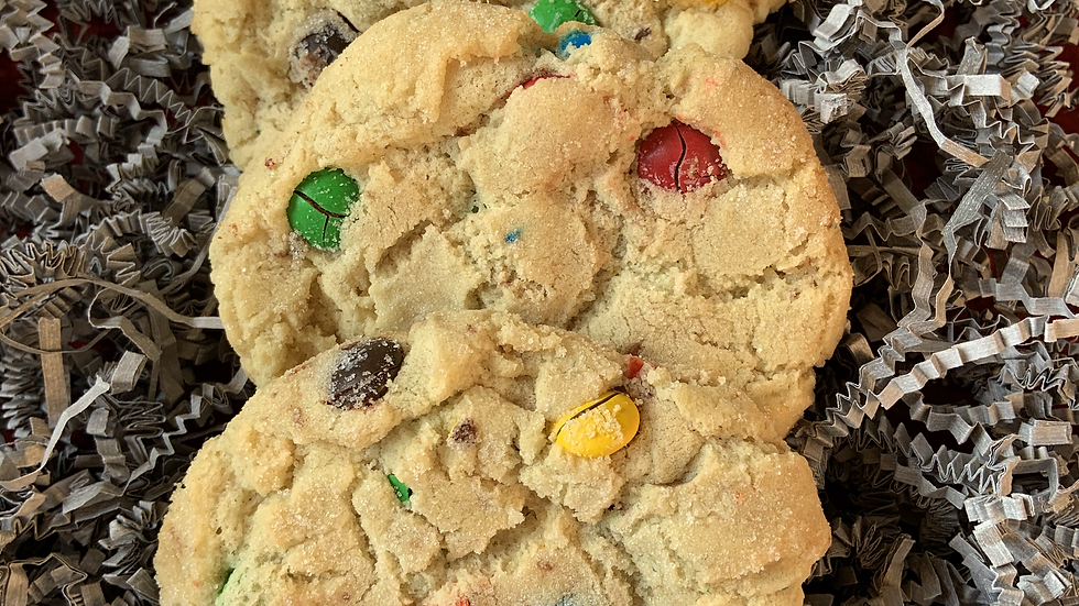 Candied Sugar Cookie (1 dozen)
