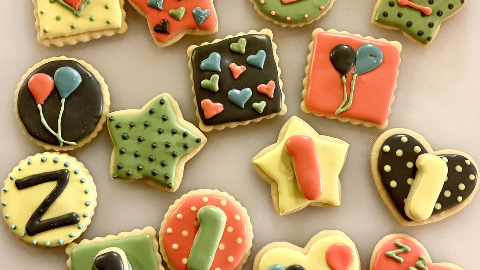 Frosted Sugar Cookie - Custom