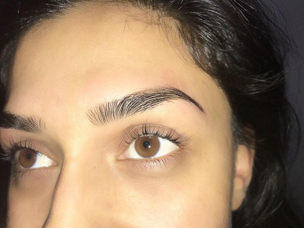 Eyelash / Eyebrow Tinting