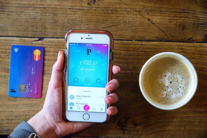 PornCoin Wallet App & debit Kreditkarte