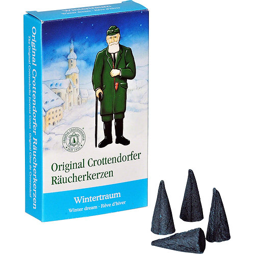 3x Crottendorfer Incense Cone Packs