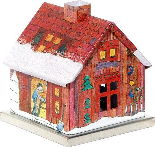 Knox Räucherhaus (Smoker House) - Handcrafts Workshop Red