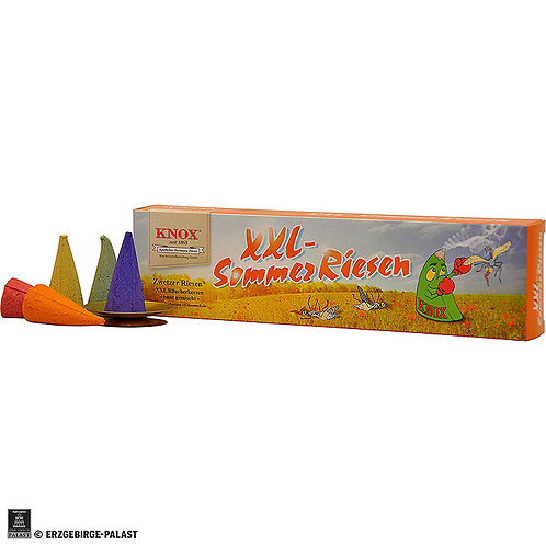 Knox XXL Incense Cones - Summer
