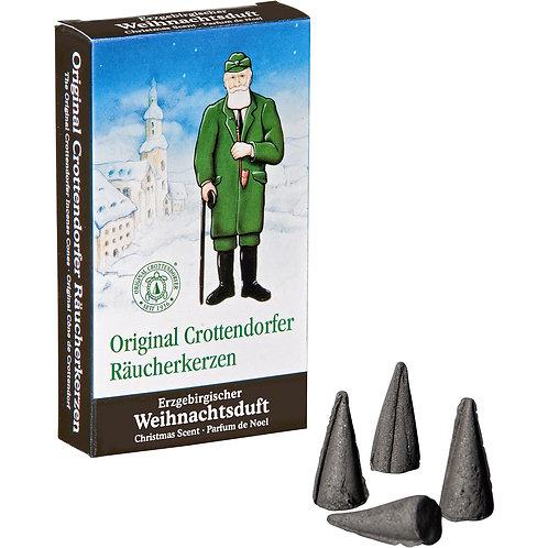 Original Crottendorfer Incense Cone - Christmas Scent - Size M