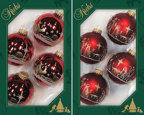 Bethlehem, Nativity or White Trees