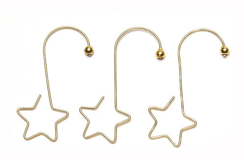 Star Decoration Hangers - Inge