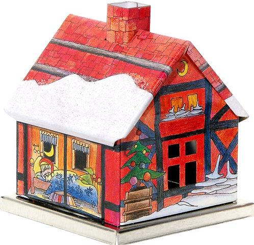 Knox Räucherhaus (Smoker House) - Santa's House Red