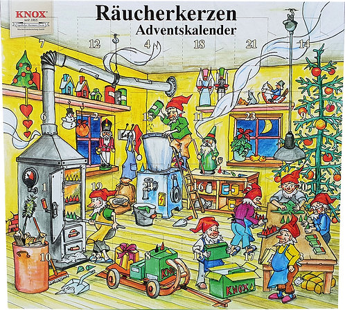 Knox Advent Calendar