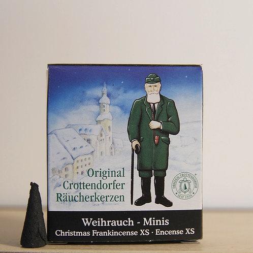 Original Crottendorfer Mini Incense Cone - Christmas Frankincense