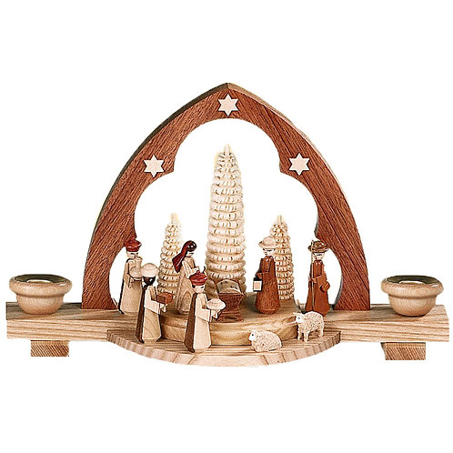 Müller Candle Arch - Nativity