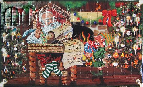 Krebs Advent Calendar