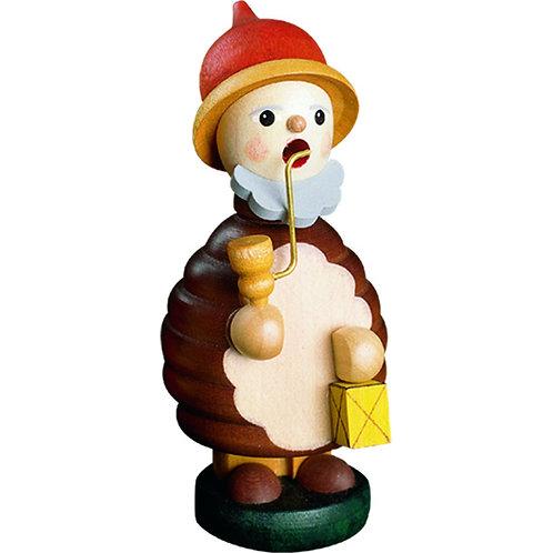 Dwarf with Lantern Räuchermann